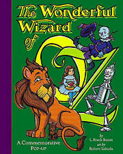 The Wonderful Wizard Of OZ: A Commemorative Pop up by Baum (Hardback, 2000)