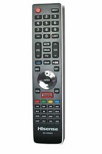 New Original Hisense TV Remote Control LED LCD EN-33926A