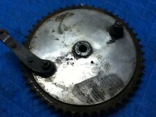 HARLEY K MODEL IRONHEAD SPORTSTER 4 SPEED TRANSMISSION PRIMARY DRIVE GUTS CLUTCH