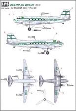 LPS Decals 1/144 DOUGLAS DC-3 PANAIR DO BRAZIL