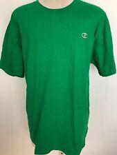Champion Embroidery Men's Solid Plain T Shirt 2XL E3