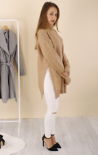LEVORA CAMEL SASCHA PULLOVER KNIT, RRP $89  BRAND NEW WITH TAGS, QUALITY KNIT