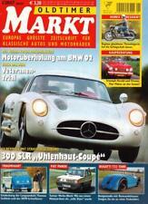 OldtimerMarkt 1/07 Mercedes SLR BMW 02 Triumph Herald und Vitesse Fiat Panda