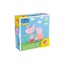 Lisciani - Peppa Pig Raccolta di giochi educativi