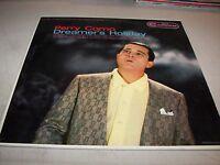 PERRY COMO DREAMER'S HOLIDAY LP EX RCA Camden CAL582 1960