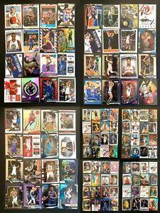 100+ Huge Lot Basketball Cards Panini Prizm Optic Rookies Stars HOF Collection