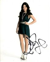 LUCY HALE SIGNED SEXY PHOTO UACC REG 242 (3)