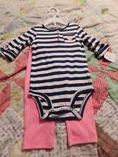 Carter's, NWT, Size 24 months, 2pc Outfit, Super Soft, Super Cute