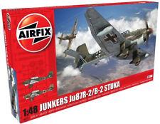 Airfix Junkers Ju87R-2/B-2 Stuka 1:48 Scale Plastic Model Airplane A07115