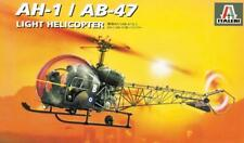 Italeri 1/72 Us Bell Ah.1/Ab-47 Light Helicopter 550095