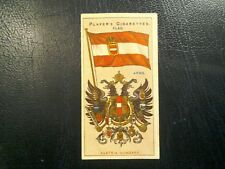 J. PLAYER. 1905.-1912.  COUNTRIES  ARMS  &  FLAGS . 1 ODD CARD   NUMBER 16.