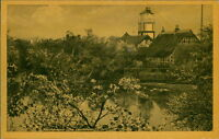 Ansichtskarte Kirschenlande Lühe Leuchtturm  (Nr.9066)