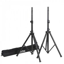 On-Stage All-Aluminium Speaker Stands With Bag - Pair