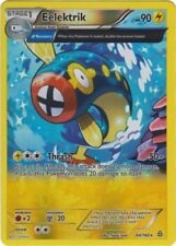 Pokemon EELEKTRIK 64/160 RARE HOLOFOIL NM CARD  PRIMAL CLASH