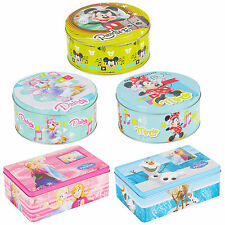 Disney Metal Lunchboxes & Bags for Children