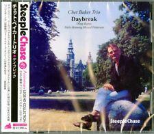 CHET BAKER TRIO-DAYBREAK-JAPAN CD Ltd/Ed C94