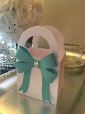Breakfast At Tiffany Inspired Wedding, Bridal Shower, Event Gift Bags