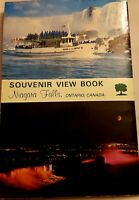 Niagara Falls Souvenir View Book