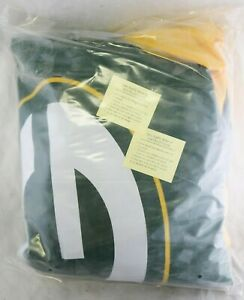 Vtg Sterling Sports Green Bay Packers Inflatable NFL Chair