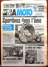 LVM - La Vie de la Moto n° 223 de 1998; Dossier Zündapp 125-175/ Pinguinos
