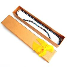 20 Gold 200x40x27mm Necklace Bracelet Jewellery Boxes