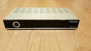 TechniSat DIGIT ISIO S2 silber mit OVP, Fernbedienung und Netzteil