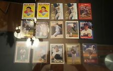 Roger clemens card lot of 15 from 80s and 90s