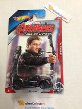 Growler * Hawkeye * Avengers Marvel * 2015 Hot Wheels * Walmart Only * E7