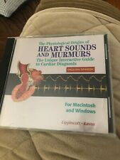 The Physiological Origins Of Heart Sounds & Murmurs to Cardiac Diagnosis Pc/Mac