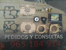 35 SUPER KIT REPARACION CARBURADOR WEBER 34 TLP CITROEN AX 14 TRS, PEUGEOT 205
