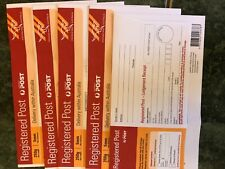 30 X DL REGISTERED POST WITHIN AUSTRALIA DOCUMENT ENVELOPES