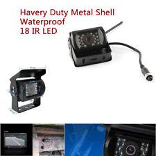 4Pin Plug Rear View Backup Reversing Parking Camera for Car Truck Lorry 12V 24V