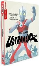 Ultraman Ace Complete [New Blu-ray] Boxed Set, Steelbook