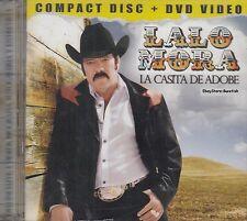 Lalo Mora La Casita De Adobe CD+DVD New Sealed