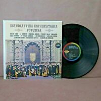 """ ESTUDIANTINA UNIVERSITARIA POTOSINA "":  Musart # D 973 ~ 1964 ~ Mexico:  NM-!!"