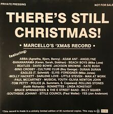 VV.AA. THERE'S STILL XMAS PROMO-ONLY LP w/ABBA BEATLES BOWIE SPRINGSTEEN ELVIS