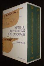 Manuale yachting e di canoa / Yacht e Boat Barca a vela, edizione