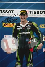 Tom Sykes Hand Signed 12x8 Photo - BSB, WSBK, MOTOGP Autograph.
