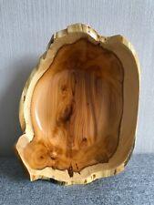 Schale aus Holz gedrechselt, handgemacht, Unikat, Designschale