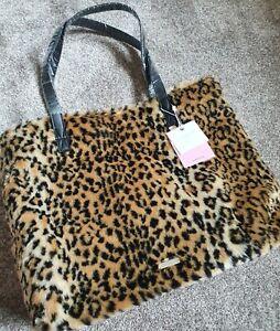 Skinny Dip Leopard Tavi Shoulder Bag *NEW*