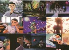 Tenchi Muyo Full 72 Card Base Set of Japanese Anime Trading Cards - Comic Images