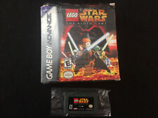 LEGO Star Wars: The Video Game (Nintendo Game Boy Advance) Boxed, But No Manual
