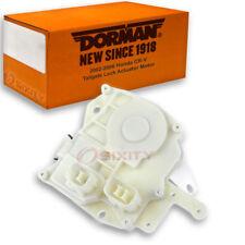 Dorman Tailgate Lock Actuator Motor for Honda CR-V 2002-2006 -  le