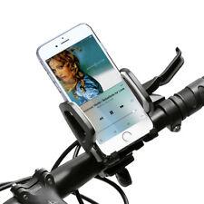 SUPPORTO BICICLETTA BICI UNIVERSALE DA MANUBRIO MOTO PER iPhone X 6S 7 8 e PLUS