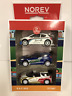 Norev 311661 3 Car Pack of 1:64 Scale Models New Boxed