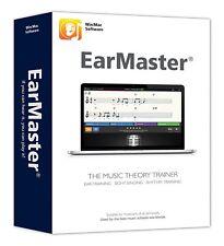 EarMaster 7 Professional Ear Training, Sight-Singing, Rhythm Trainer Software