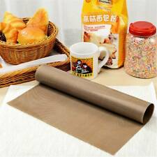 30*40CM Durable Silicone Baking Mat Non-Stick Pastry Cookie Baking Sheet Oven US