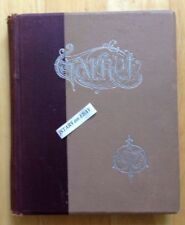 1897 UNION COLLEGE YEARBOOK, THE GARNET, SCHENECTADY, NY, RARE