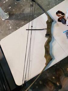Bear WhiteTail II Compound Bow