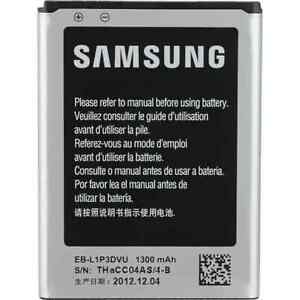 Genuine Samsung EB-L1P3DVU Battery For Galaxy Fame S6810 Young S6310 / 1300mAh